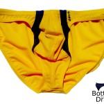 Dietz Mango Mesh Bikini Brief Front
