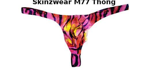 Skinzwear M77 thong review