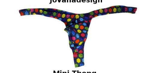 Jovanadesign Mini Thong Review